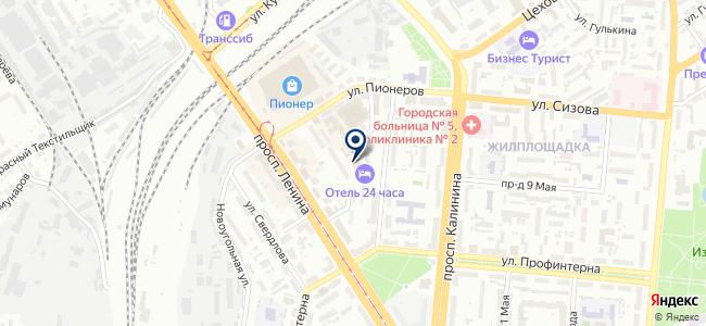 ПолимерКомплект на карте