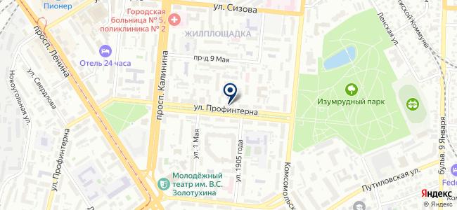 Алтайпромснаб на карте