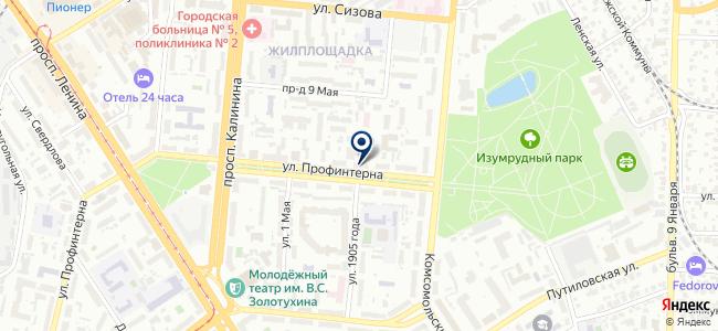 Салон электрики на карте