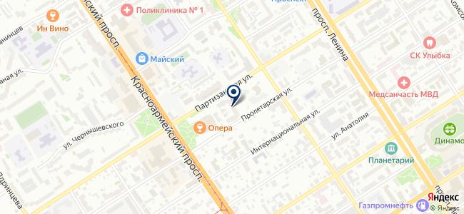 Контур-Экстерн на карте