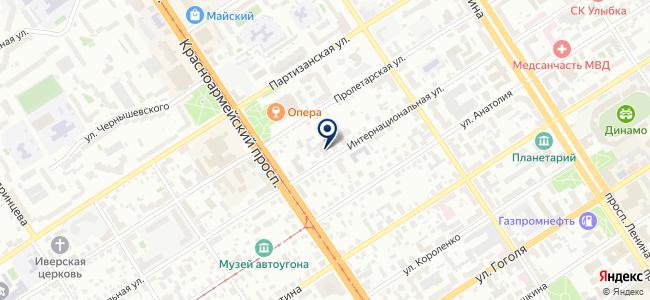 БТП, ООО на карте