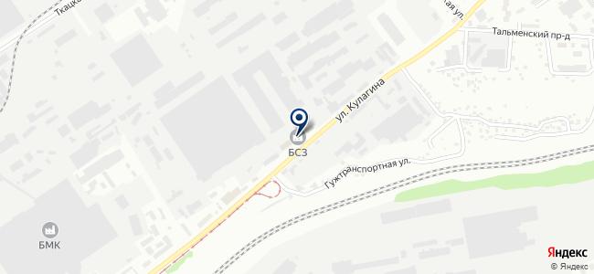 АВАТ Сервис на карте