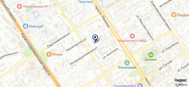 СибСтройКомпани на карте