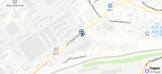 АВИ Сервис на карте