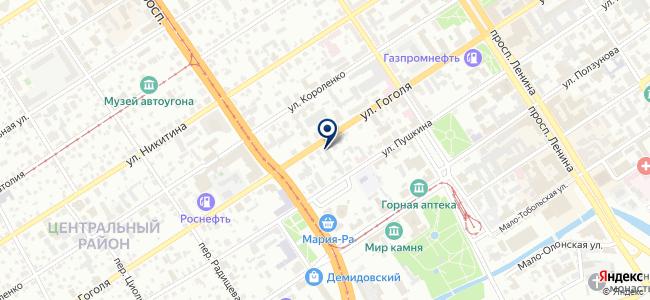 LEDstyle на карте