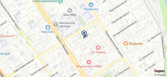 Сальдо+, ООО на карте