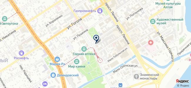 Абсолют Такелаж Центр на карте