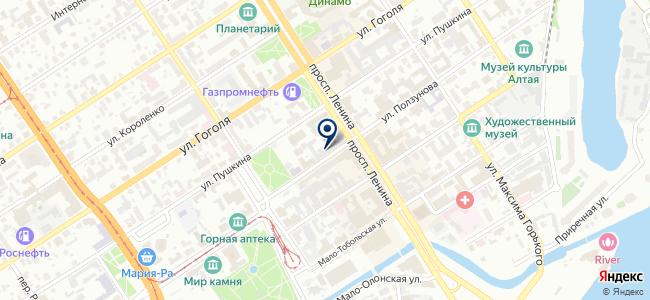 Трастэнерго, ООО на карте