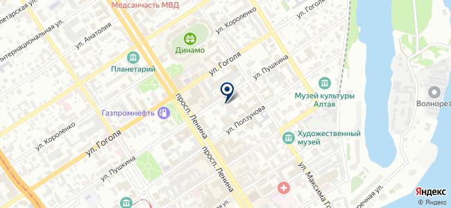 Инженерные Решения, ООО на карте