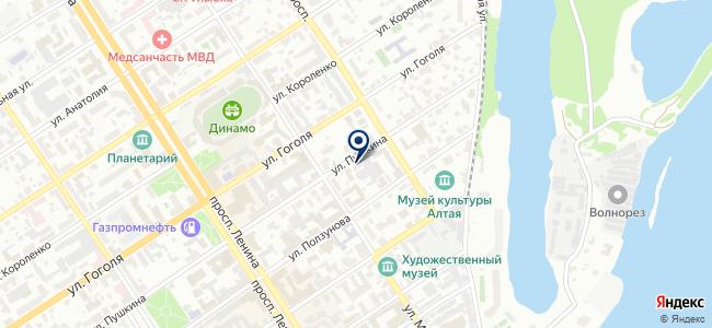 Алекста-ток, ООО на карте