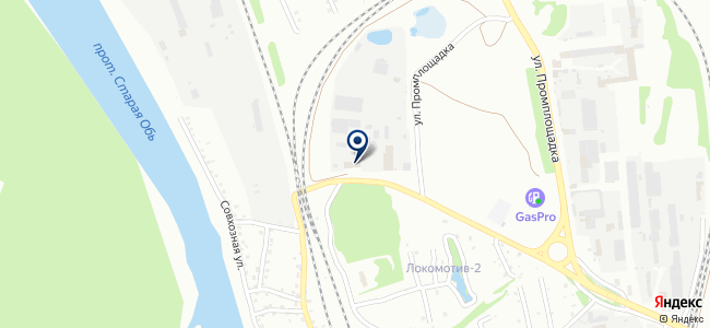 СибирьЭлектроСетьСервис, ОАО на карте