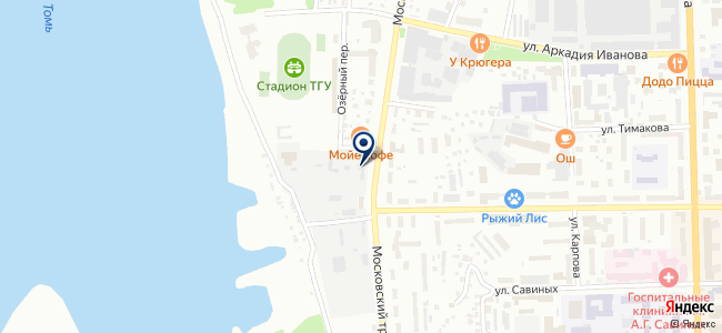 Новая вентиляция на карте