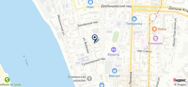 Сибэлектрокомплект, ООО на карте