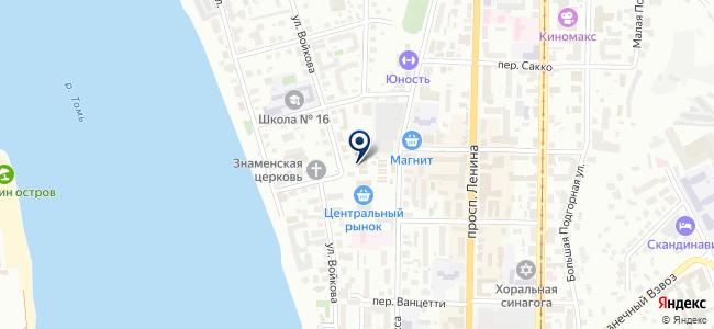 ХимСтройСервис, ООО на карте