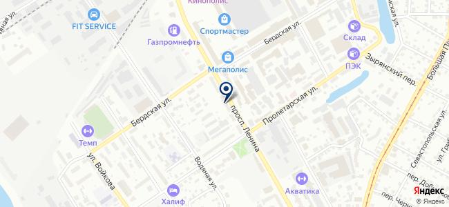 Сантехника & Электрика на карте