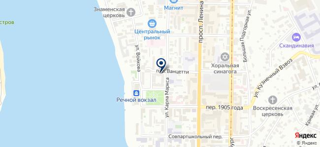 ЛидерЭлектроПроект на карте
