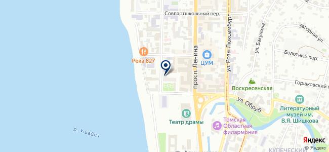 САНТЕХ.ник, ООО на карте