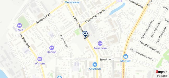 ЗапСибинвестгрупп, ООО на карте