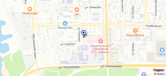 НИКА-Телеком, ООО на карте
