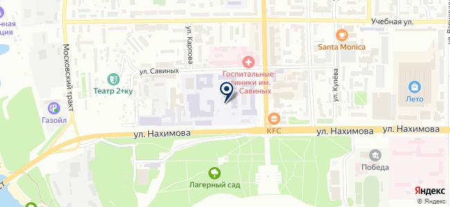 СибЭлектроЗащита на карте