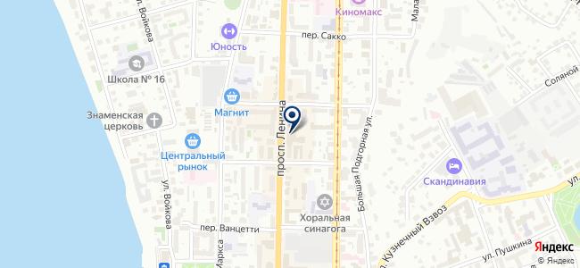 Движение 2000, ООО на карте