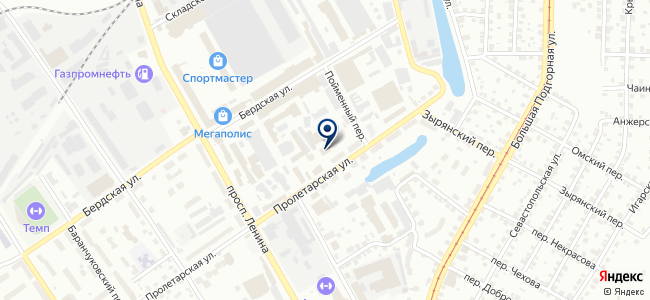 АХО-Центр на карте
