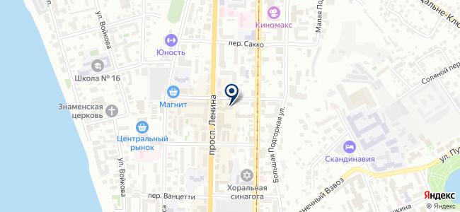 Регион-сервис, ООО на карте