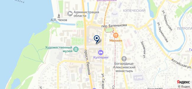 Сибирская ЭлектроТехническая Компания, ООО на карте
