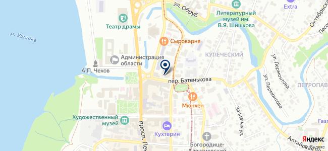 Юникон, ООО на карте