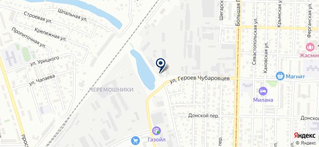 Томская МК №44, ОАО на карте