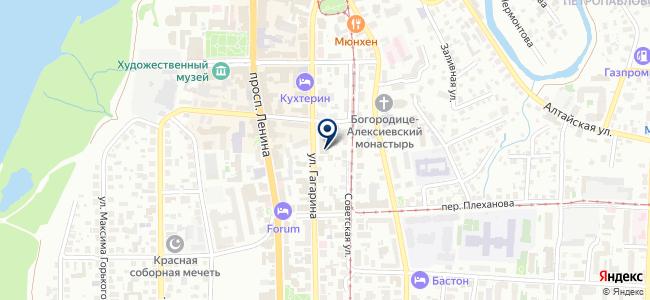 My connect на карте