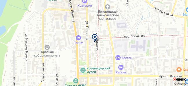 КомфортСтройСервис, ООО на карте