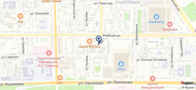 Смарт Электроникс, ООО на карте