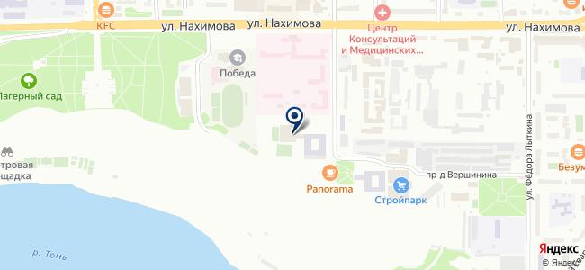 Микран, ЗАО на карте