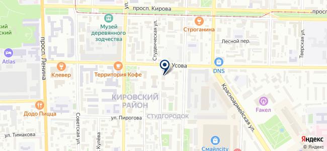 Вольт Мастер на карте