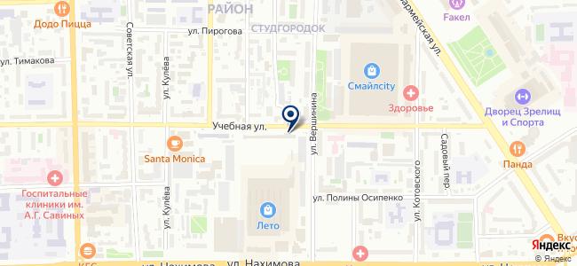 Вартом, ООО на карте
