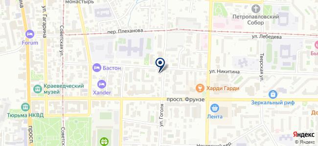 Диск, ООО на карте