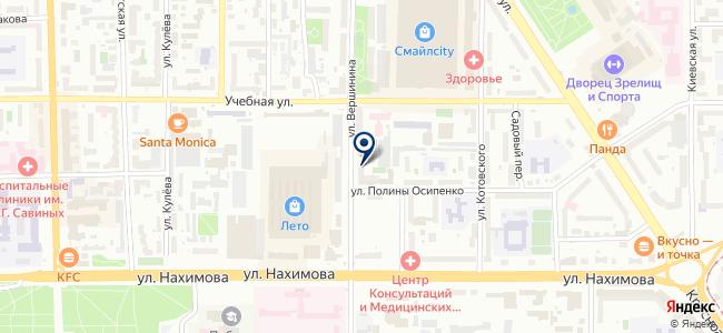 Инструмент Маркет на карте