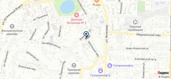 Электростроительная компания, ООО на карте
