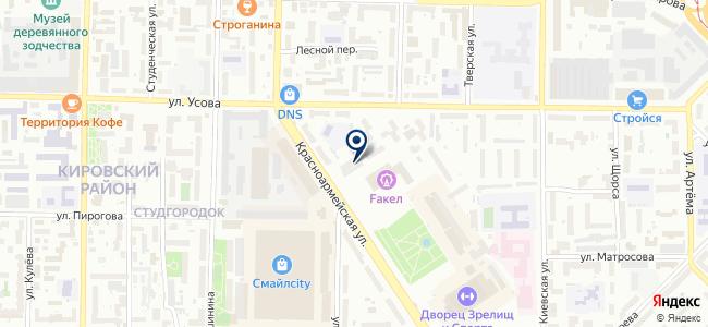 Центр электротехники на карте
