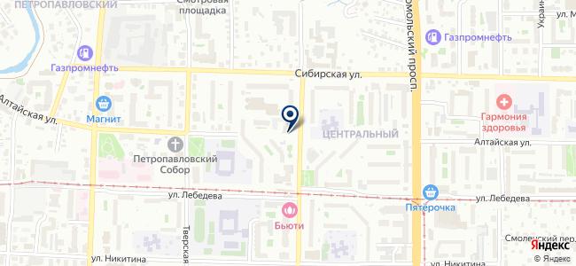 Снабсервис, ООО на карте