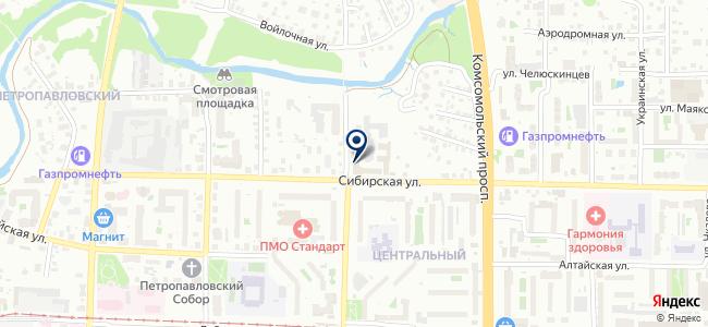 Армтехснаб, ООО на карте