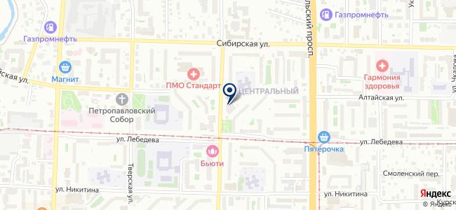 Сибирская Энергостроительная Компания, ООО на карте