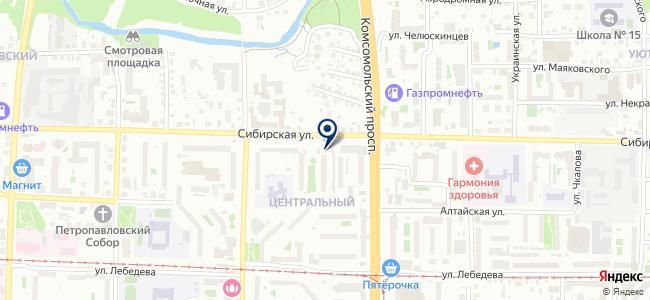 Electrolux на карте