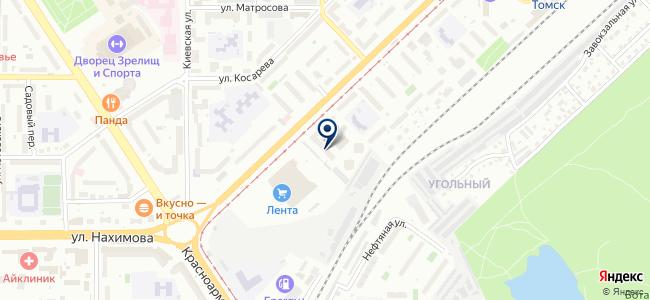 КрасКор, ООО на карте