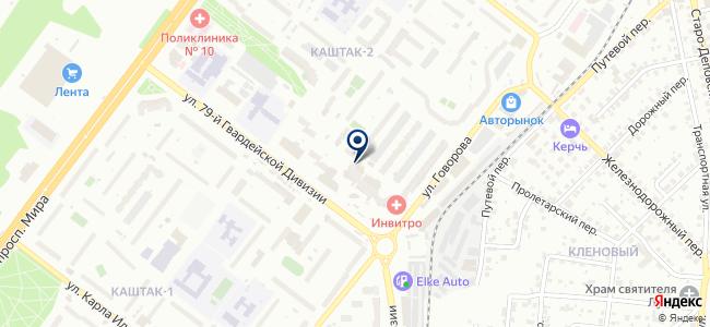 Сибавтоматика+, ООО на карте
