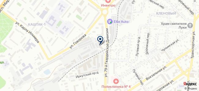 КИП-Комплект на карте