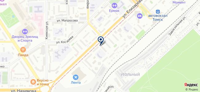 Сиблакра+, ООО на карте