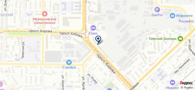 Кабель-Автоматикс на карте
