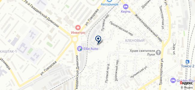 СВ-ЭМ, ООО на карте